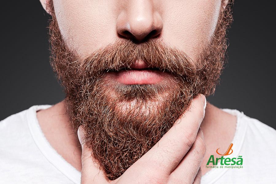 Minoxidil - Barbaridade é ter cabelo, barba, bigode e sobrancelha. Pode ser usado por homens e mulheres!